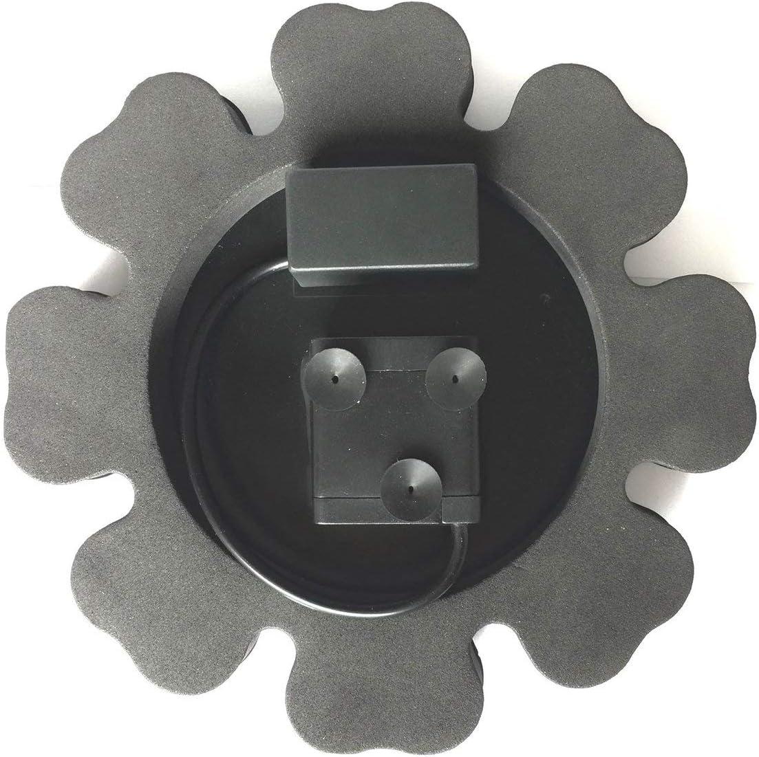 ShenyKanny Kit de Pompe /à Eau /électrique /à Panneau Solaire de Conception innovante pour Tournesol pour Piscine de Jardin avec Fontaine /à lavabos Pompe /à Eau Lavable Amovible