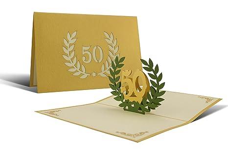 Cartoline Auguri Matrimonio : Peerless handmade d pop up biglietti di auguri fiore per san