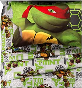 Amazon.com: Teenage Mutant Ninja Turtles Verde Hoja (2 ...