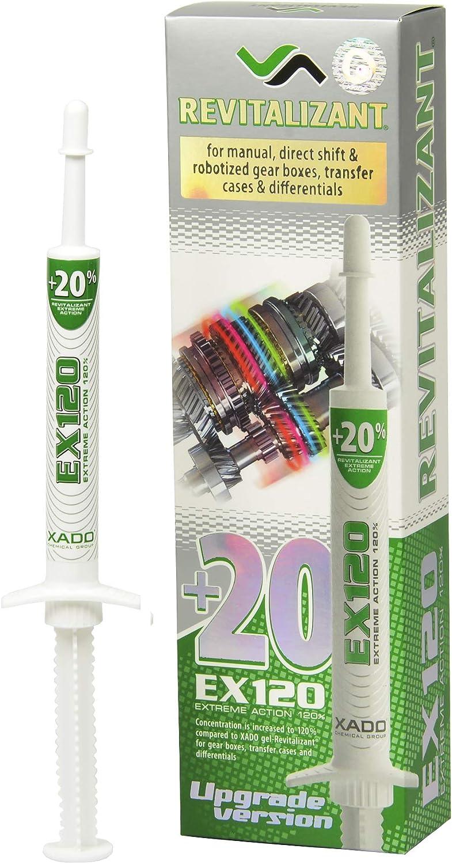 Xado Ex120 Additiv Für Schaltgetriebe Differentiale Reparatur Auto