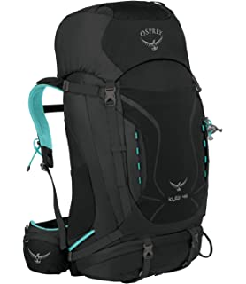 Amazon.com : Osprey Packs Women's Tempest 40 Backpack, Stormcloud ...
