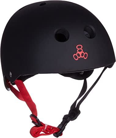 Amazon.com: Triple Eight, casco de halo para agua: Sports ...