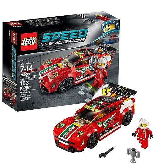 196 opinioni per LEGO Speed Champions 75908- 458 Italia GT2