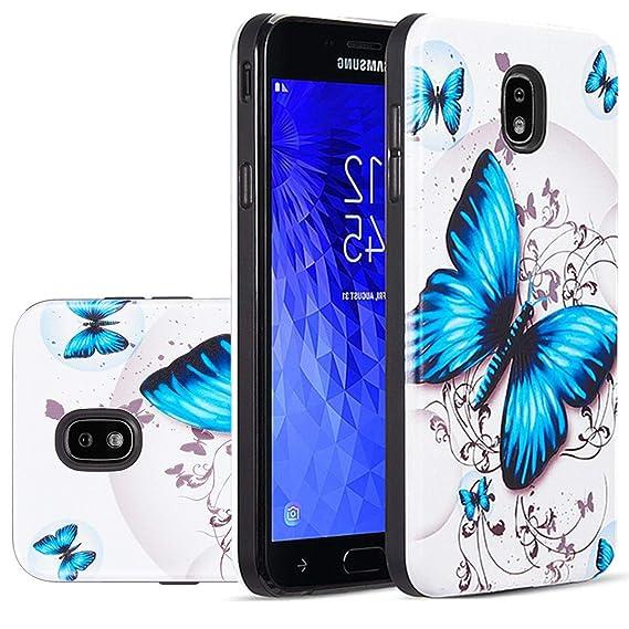 promo code 2f9b3 c6b5e Galaxy J7 Star protective Case, Galaxy J7 Refine Case, Galaxy J7 V 2nd Gen  Case, Galaxy J7 Aero 2018 [ Storm Buy ] ART POP Series 3D Embossed Cute ...