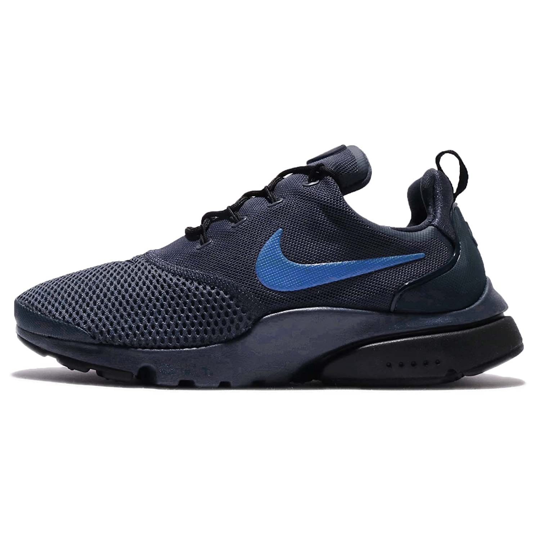NIKE Presto Fly Womens Running Shoes B00HQEA7D8 7 B(M) US|Thunder Blue/Star Blue-black