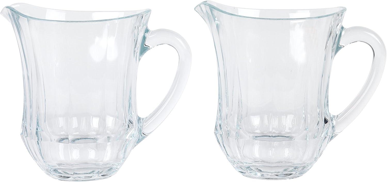 1.17 Litre RCR 23833020006 Provenza Crystal Glass Jug Set of 2