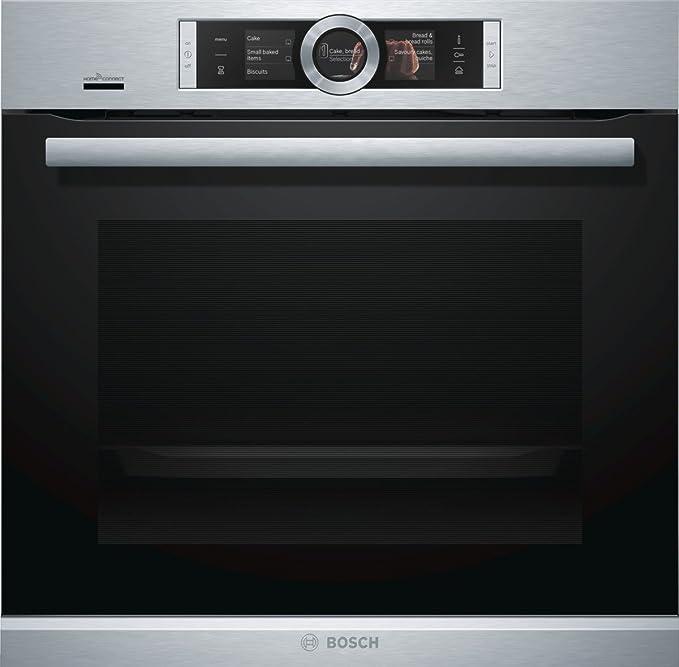 Bosch HSG636XS6 - Horno (Medio, Integrado, Acero inoxidable ...
