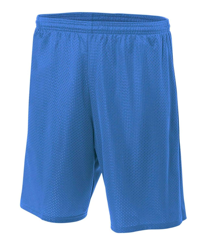 "A4 N5274 Adult 11"" Utility Mesh Shorts"
