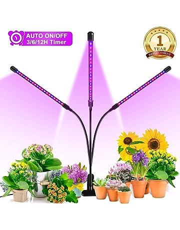 Plant Growing Lamps | Amazon com