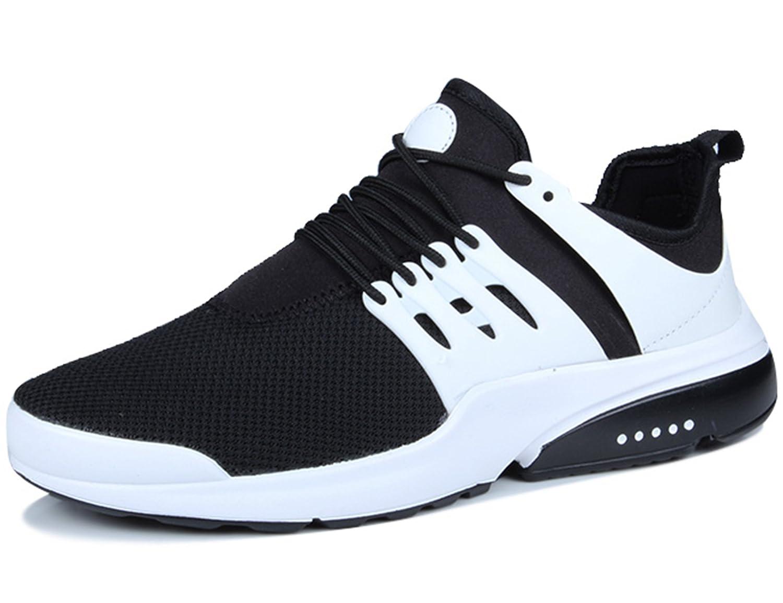GNEDIAE Zapatillas Running para Hombre Aire Libre y Deporte Transpirables Casual Zapatos Gimnasio Correr Sneakers QILOUGE