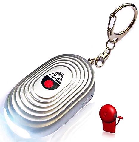 Llavero de alarma personal - Auto defensa y seguridad de ...