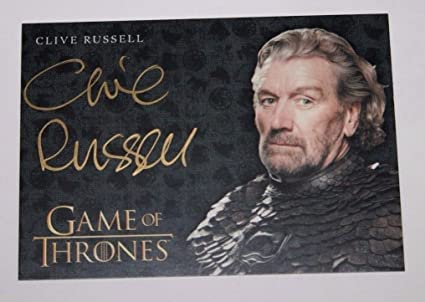 Clive Russell hotel