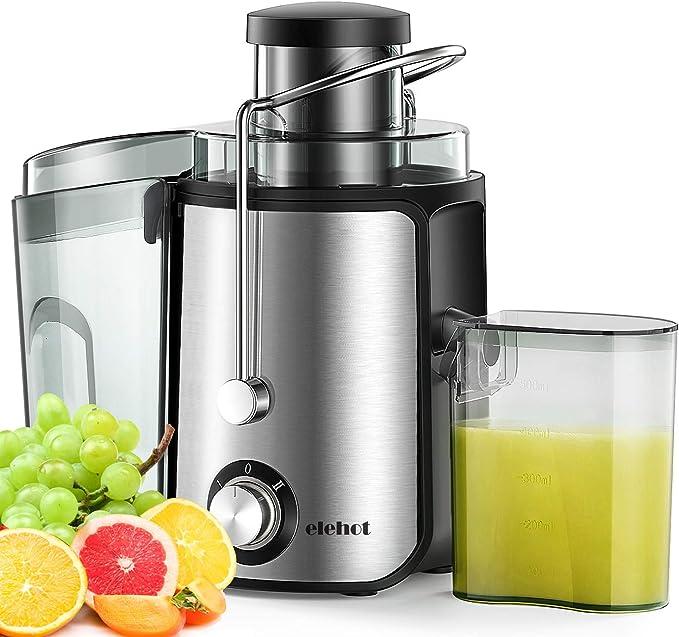 Duronic JE7C Whole Fruit juicer
