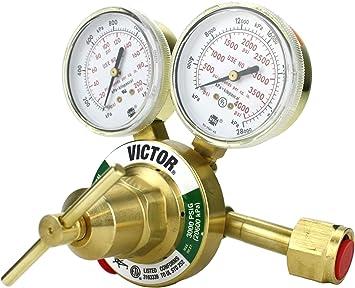 VICTOR Oxygen Pressure Regulator Refurbished Medium Duty