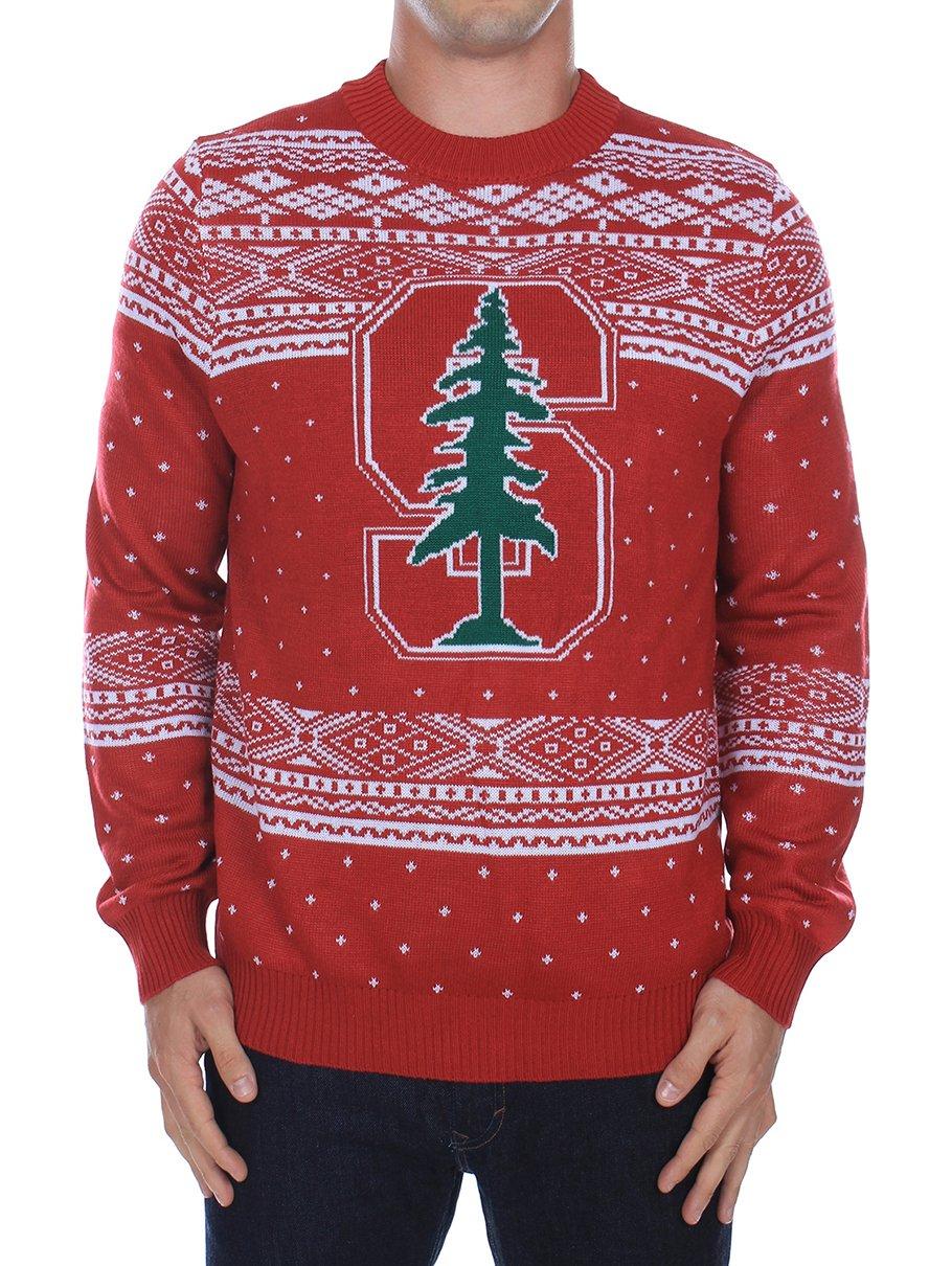 Amazon.com : Men\'s Stanford University Sweater - Stanford Cardinal ...