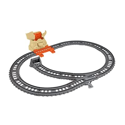 Fisher-Price Thomas & Friends TrackMaster, Lava Falls Expansion Pack: Toys & Games