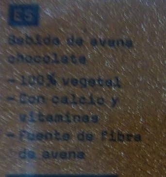 Oatly Bebida Avena con Chocolate - 1000 ml: Amazon.es: Alimentación y bebidas