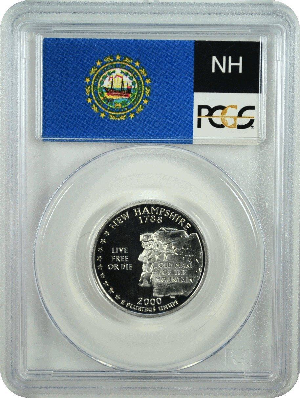 2005-S Kansas Statehood Quarter DCAM Gem Clad Proof roll of 40 coins