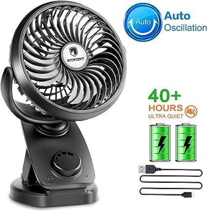 a50 Ventilador Portatil Ventilador Coche Car Home Fan