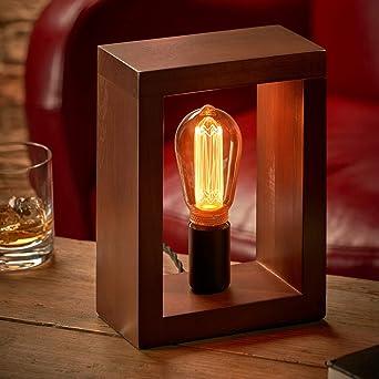 Lampe Table De Chevetlampe Basse Mysa Bureaulampe Auraglow PmnwN8Oyv0