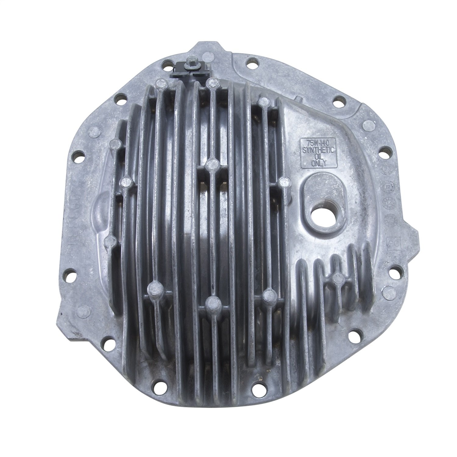 Yukon (YP C5-M226) Steel Cover for Nissan Titan M226 Rear Differential