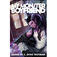 Smut Peddler Presents: My Monster Boyfriend book cover