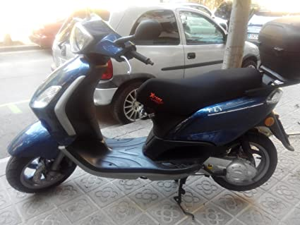 Funda Cubre Asiento Scooter o Moto Piaggio Fly (Ref Scoopy ...