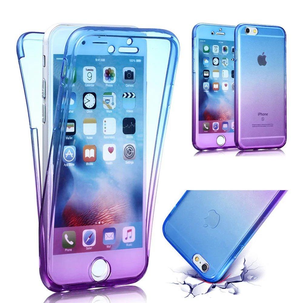 coque iphone 6 transparente silicone