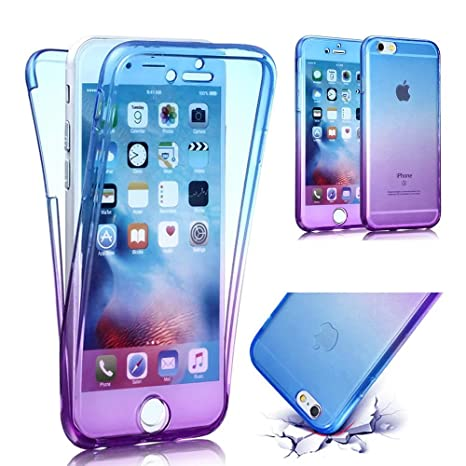 iphone 6 coque devant derriere