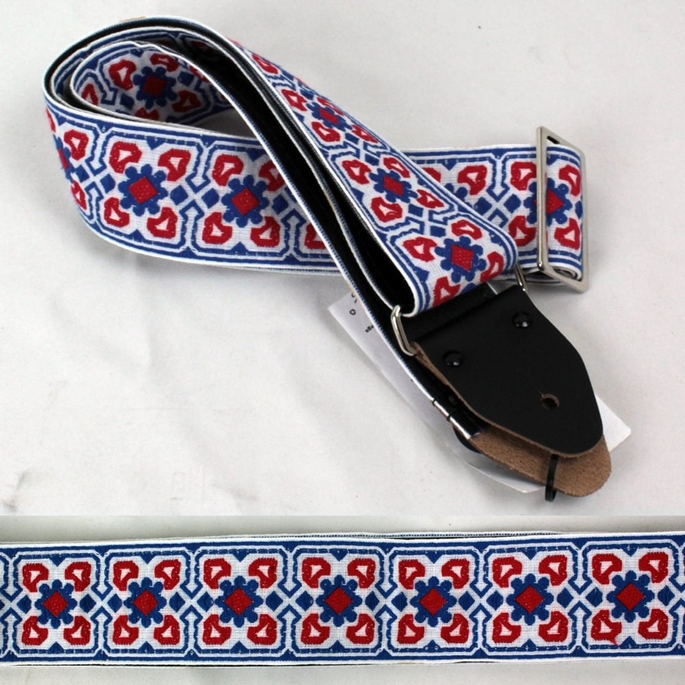 souldier Ace Replica straps Fillmore White ギターストラップ   B019IJ9ZZY, まくらプランナー 7131c01e