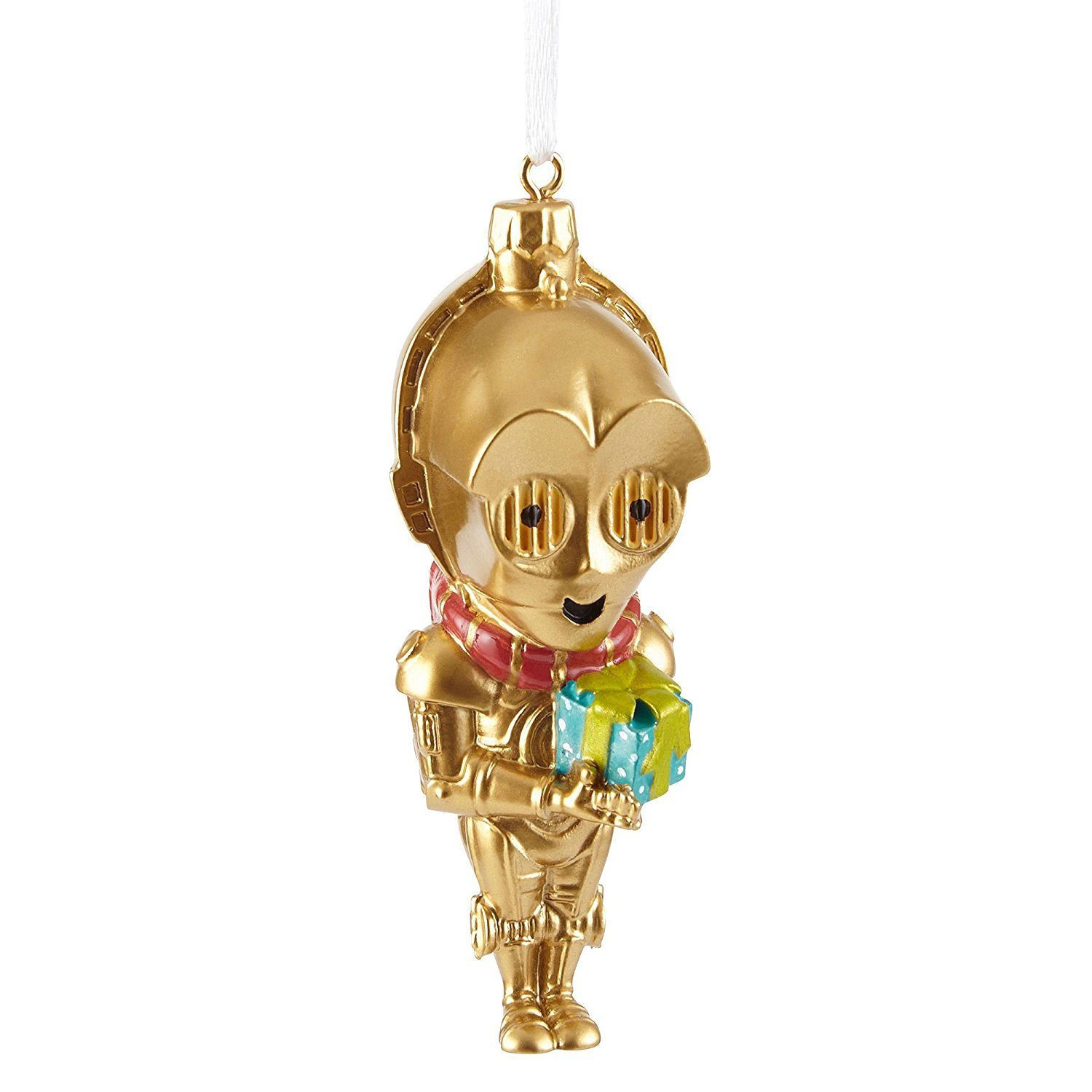 Star Wars C3P0 Ornament Festive Holiday Gifts