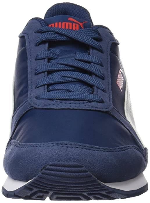 Puma Unisex s St Runner V2 Nl Sneakers  Buy Online at Low Prices in India -  Amazon.in 223ad13f1