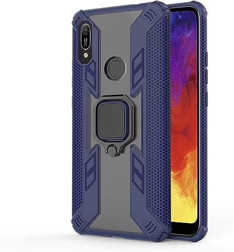 KANSI Compatible con Huawei Y6 2019/Honor 8A Funda con Anillo ...