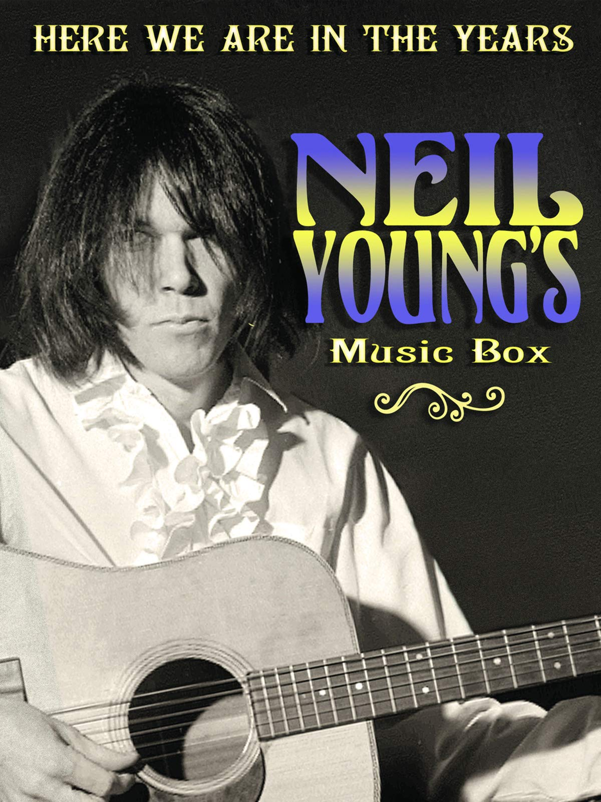 Neil Young's Music Box on Amazon Prime Video UK