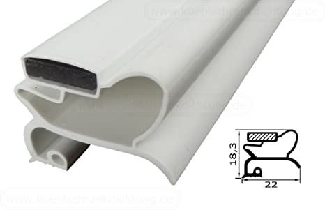 Kühlschrank Dichtung Universal : Magnetdichtung profil klein a mm inkl magnetband farbe