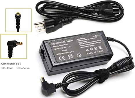 Laptop Charger AC Adapter for Toshiba Satellite C55 C655 C850 C50 L755 C855 L655 L745 P50 C855D C55D S55;Toshiba Portege Z30 Z930 Z830;Satellite ...