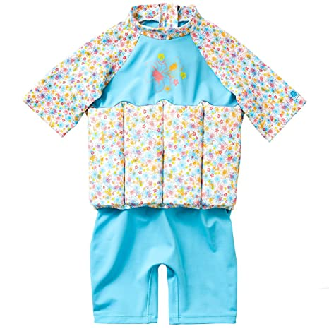 Splash About Kids Floatsuit with Adjustable Buoyancy Tutti Frutti 2-4 Years