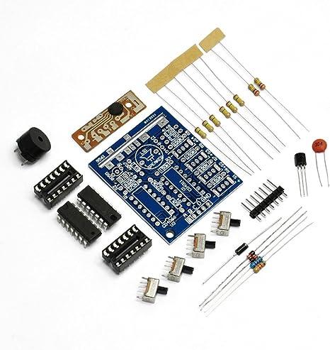 Gikfun 16 caja de música 16 caja de sonido de producción electrónica DIY Kits 16-tone caja para Arduino ek1724: Amazon.es: Electrónica