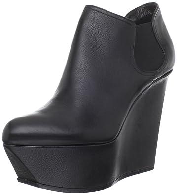 5e264b11d30 Casadei Women s Platform Wedge Boot