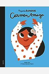 Pequeña & Grande Carmen Amaya (Spanish Edition) Kindle Edition