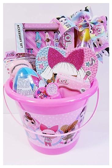 Amazon LOL Surprises Easter Gift Basket Birthday