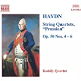Haydn: String Quartets Op. 50, Nos. 4 - 6, 'Prussian'