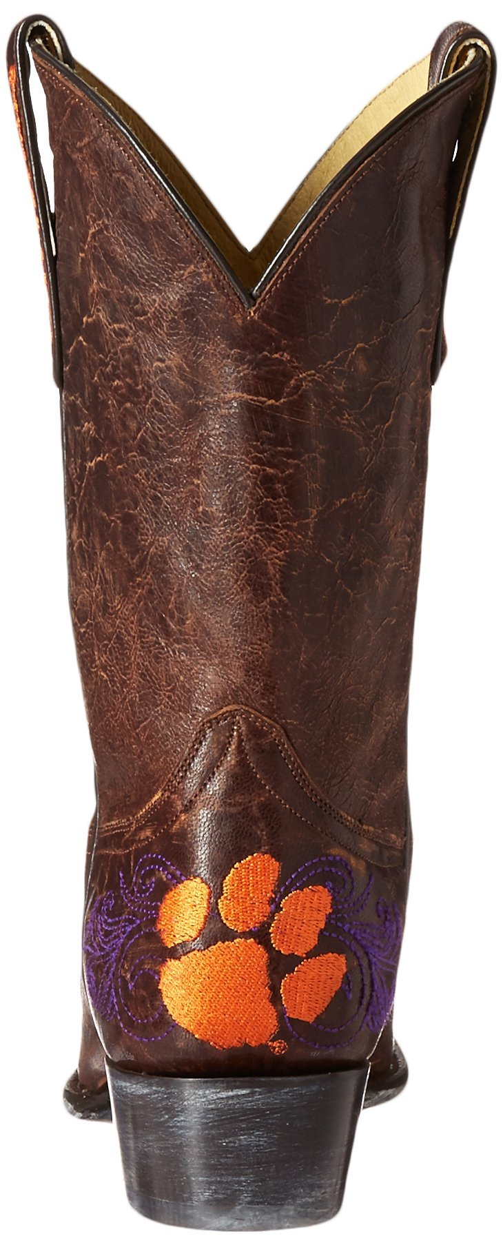 Gameday-Boots-NCAA-Clemson-Tigers-Women-039-s-10-Inch-Choose-SZ-color miniature 3