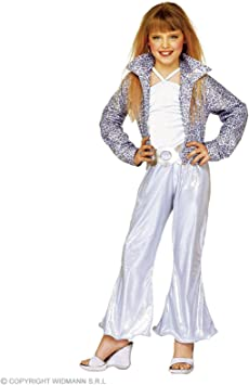 WIDMANN Widman - Disfraz de hippie para niña, talla 11-14 años ...