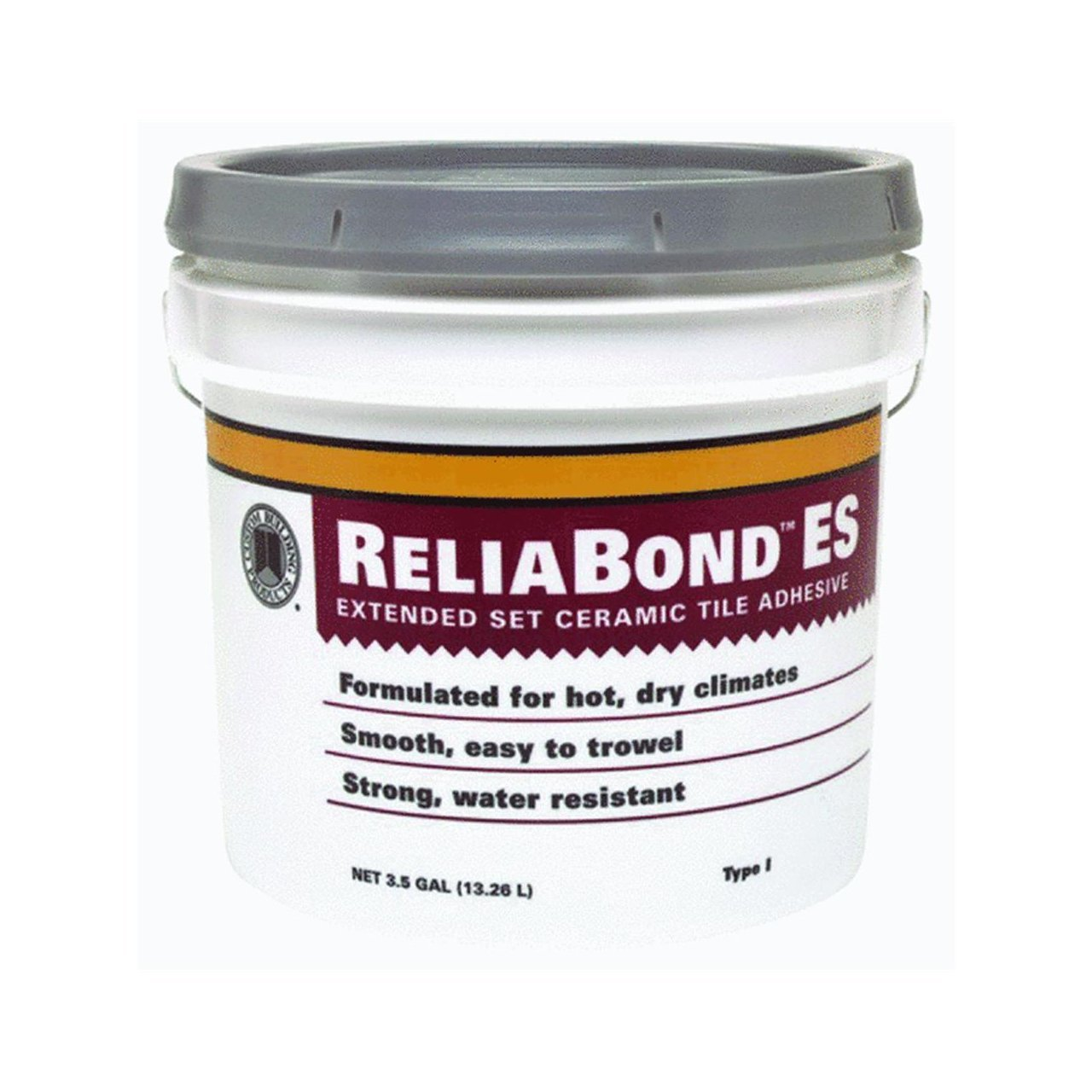 Custom bldg products rbm3es 35 gallon tile adhesive custom bldg products rbm3es 35 gallon tile adhesive multipurpose flooring adhesives amazon dailygadgetfo Choice Image