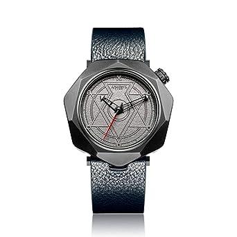 Amazon.com: Dovoda - Reloj de pulsera de cuarzo para hombre ...
