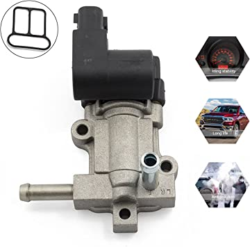 Replaces 22270-75050 22270-75051 APDTY 134103 IAC Idle Air Control Valve Motor w//Gasket Fits 2000-2004 Toyota Tacoma 2.4L or 2.7L 4-Cylinder Engine