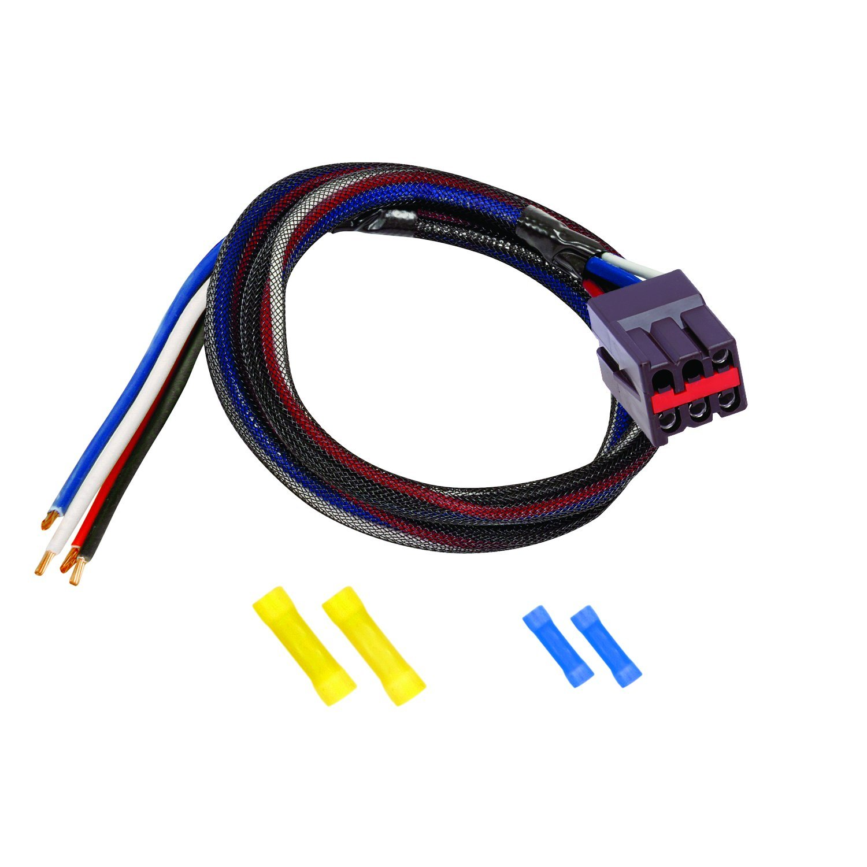 Amazon.com: Tekonsha 3035-S Brake Control Wiring Adapter for Ford ...