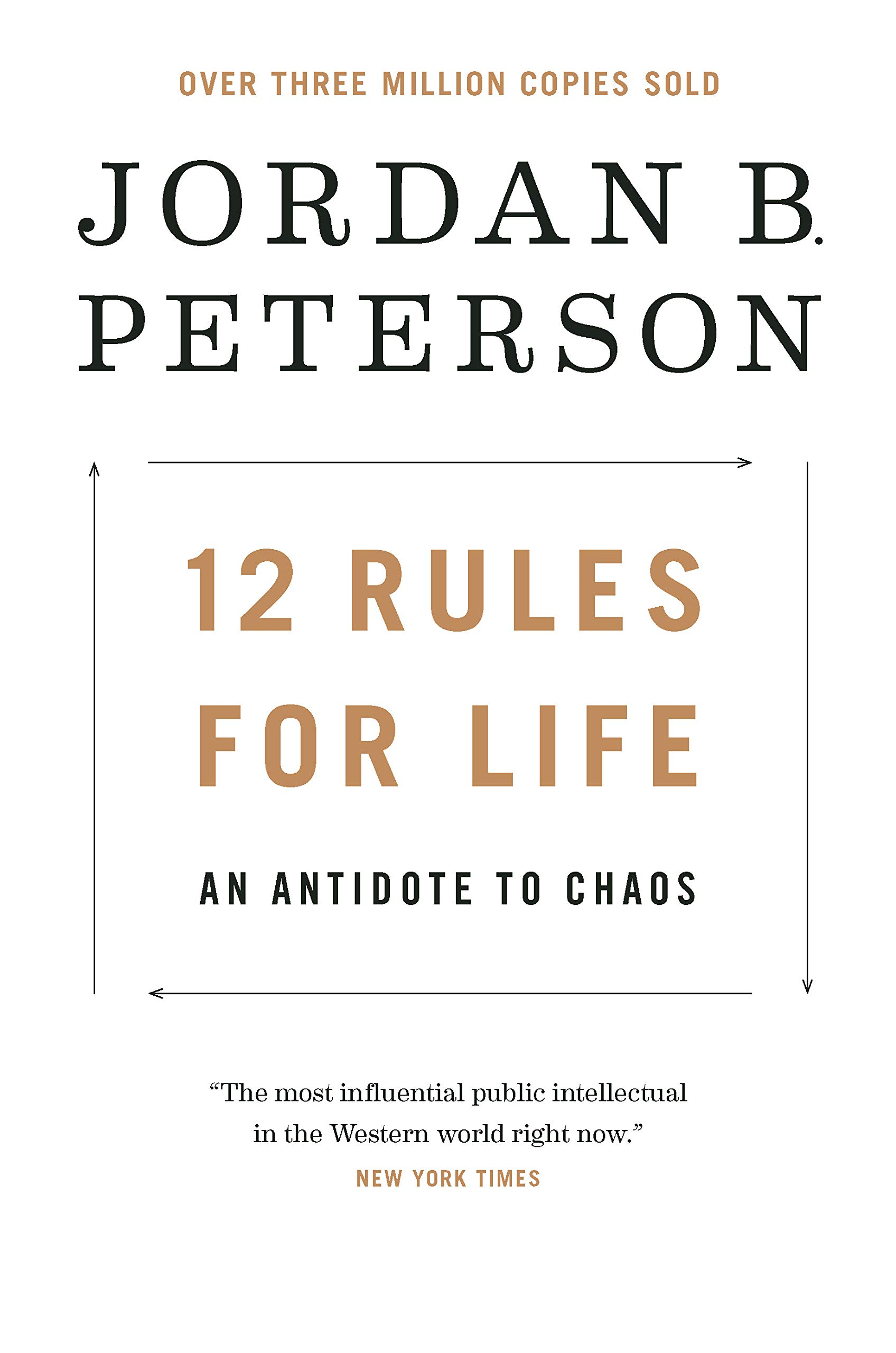 Image result for 12 Rules for Life by Jordan B Peterson.