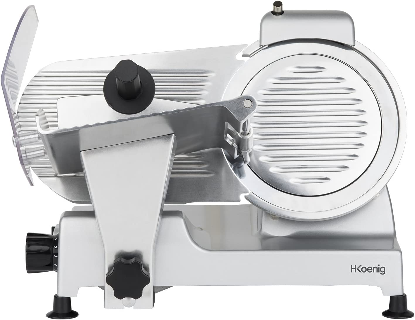 H.Koenig MSX220 Trancheuse à Viande Professionnelle